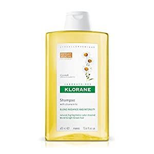 Klorane Shampoo with Chamomile, 13.5 Ounce