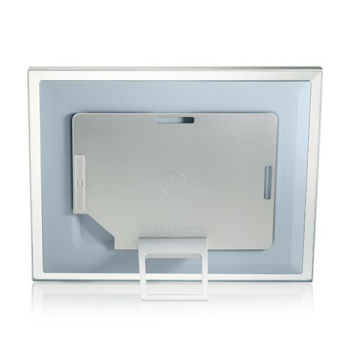 Aura Digital Photo Frame - Limited Edition charity: water Crystal ...