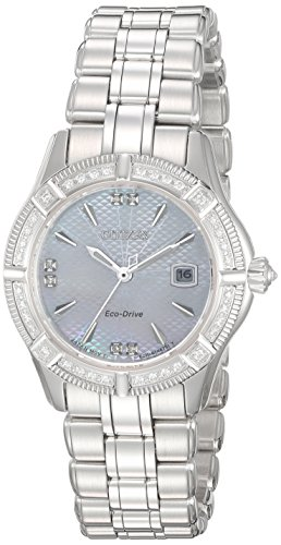 Citizen-Womens-The-Signature-Collection-Quartz-Stainless-Steel-Dress-Watch-ColorSilver-Toned-Model-EW2270-86D