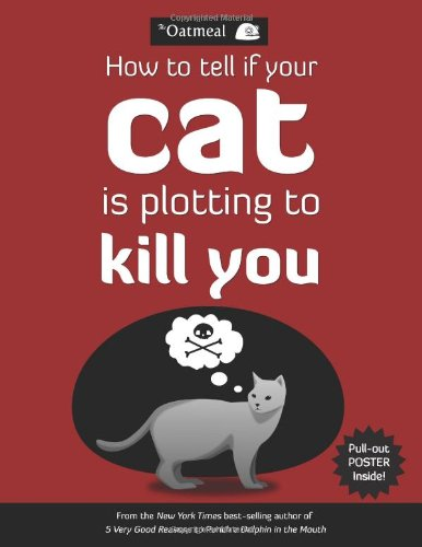How to Tell if your Cat is plotting to Kill You!