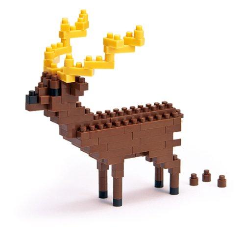 Nanoblock Mini Reindeer