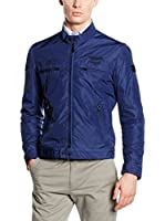 Hackett London Chaqueta (Azul Oscuro)