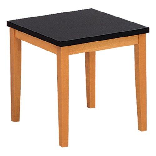 Cheap End Table with Black Laminate Top (L1270T5 – LES-L1270T5)