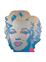Artopweb Panel Decorativo Warhol Marilyn Monroe Legno