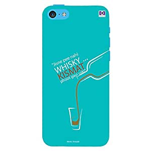 Whisky - Mobile Back Case Cover For Apple Iphone 5