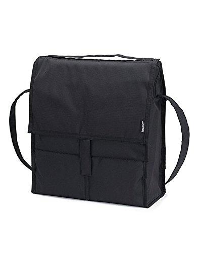 PKT-SC-BLA Picknick-Kühltasche, schwarz