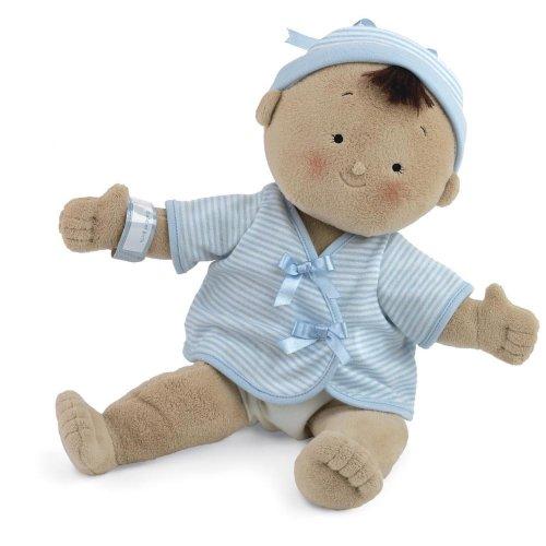 North American Bear Company Rosy Cheeks Baby Tan Boy (North American Bears compare prices)
