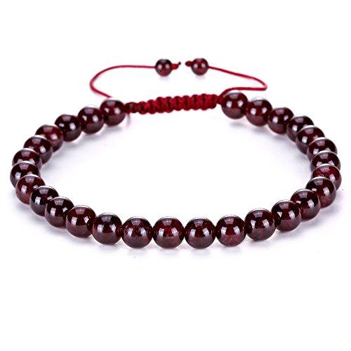 brcbeads-gemstone-bracelets-red-garnet-natural-gemstones-birthstone-healing-power-crystal-beads-hand