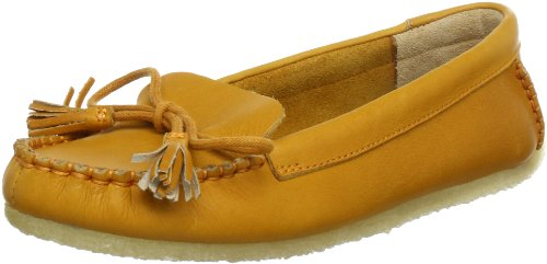 Clarks Sylvie Chic Slipper Womens Orange Orange (Apricot Leather) Size: 7 (41 EU)