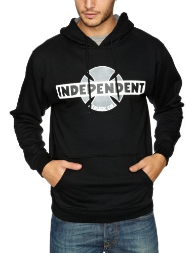 Independent 78 BC Men's Sweatshirt Black Medium