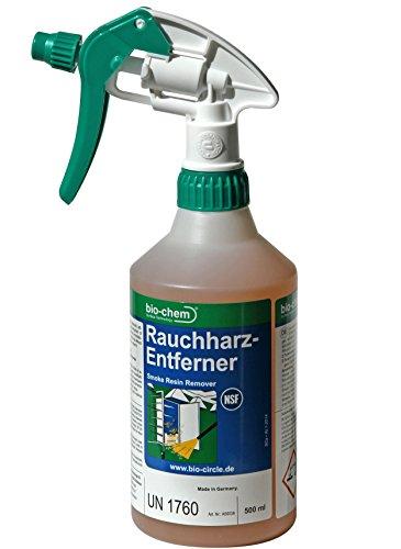 bio-chem ® RAUCHHARZ-ENTFERNER Grillreiniger I BBQ-Reiniger...