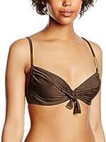Chantelle Sujetador de Bikini Vestale (Marrón)