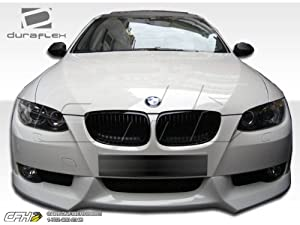 2007-2010 BMW 3 Series E92 E93 2DR Polyurethane AC-S Front Lip Under Spoiler Air Dam - 1 Piece