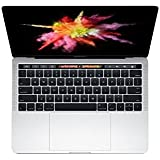 Apple MacBook Pro MLW72HN/A Laptop 2016 (Core i7-2.6GHz/16GB/256GB/MacOS Sierra/2GB Graphic/Touch Bar),Silver at amazon