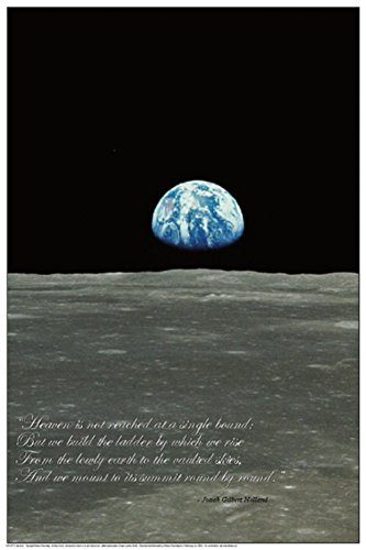 Earthrise-Earth-Rising-over-Moon-Horizon-Poster-24-x-36in