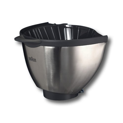Braun 7050-580 Coffeemaker Filter Basket, Black