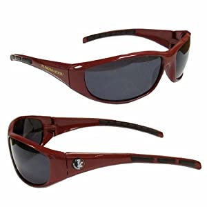 Florida State Seminoles - NCAA Collegiate Wrap Sunglasses by NCAA