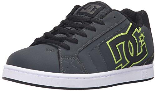 DC Mens Skateboarding Black Green