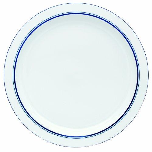 Dansk Christianshavn Blue 10-1/2-Inch Dinner Plate front-1029720