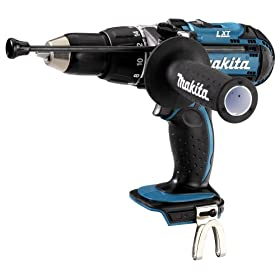 Bare-Tool Makita BHP451Z 18-Volt LXT Lithium-Ion Hammer Drill/Driver (Tool Only, No Battery)