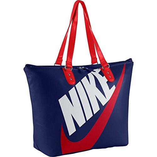 Nike Heritage Si Tote Borsa, Loyal Blue/Unvred/(White), Taglia Unica