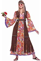 Forum Novelties Women's Hippie Love Child Costume
