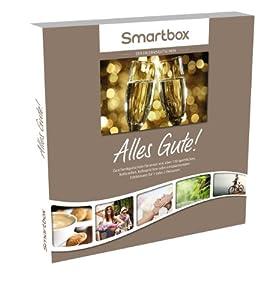 Smartbox® Erlebnisgeschenkbox Alles Gute!