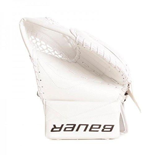 Bauer-Gant-Catch-Racteur-7000hommes-couleur-blanc-Jeu-Page-Reglinksfnger