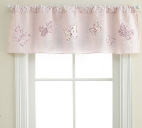 Laura Ashley Bella Window Valance - 1