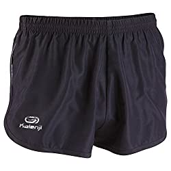 Kalenji Essential Running Shorts, XX-Large (Black)