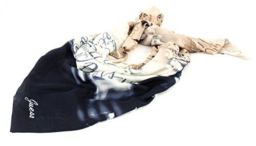 GUESS, NOT COORDINATED SCARF - AW6310VIS03 - Sciarpa da donna, colore sap sapphire, taglia Taglia unica