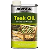 Ronseal TO1L 1L Teak Oil