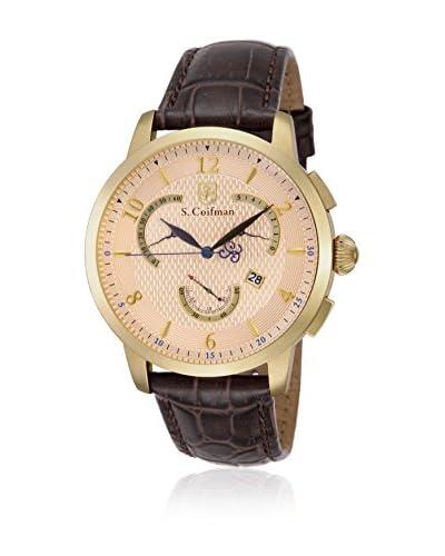 S.Coifman Reloj de cuarzo Man Sc0232 45 mm