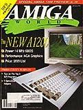 Amiga World Magazine - January 1993 - The New Amiga 1200 !!