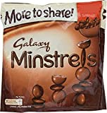 Mars Chocolate Galaxy Minstrels Large Pouch Flag 290 g