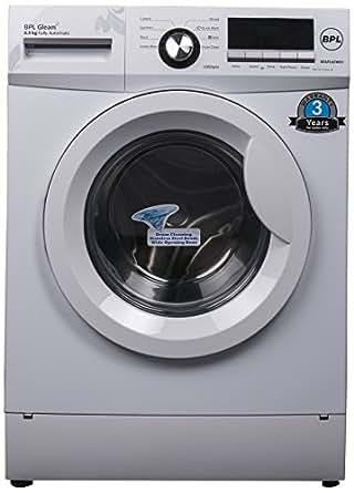 BPL 6.5 kg Fully-Automatic Front Loading Washing Machine (BFAFL65WX1, White)