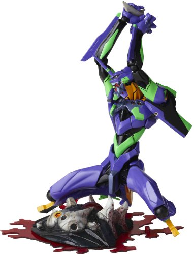 Revoltech Yamaguchi Evangelion Evolution EVA Unit 01 [JAPAN] (Unit 13 Evangelion compare prices)