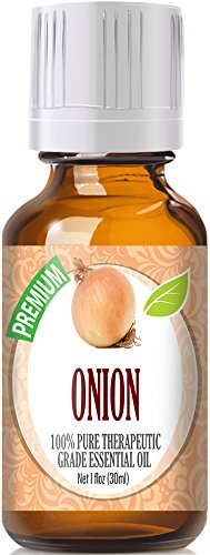 Onion (30ml) 100% Pure, Best Therapeutic Grade Essential Oil - 30ml / 1 (oz) Ounces