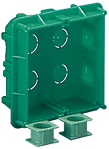 Flush Mounting Box For 1 Module Entrance Panel-2Pack
