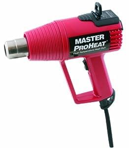 Master Appliance PH-1100 Dualtemp 500°F/260°C & 1000°F/540°C,  120V Master Proheat Dual Temp Heat Gun