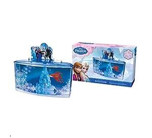 Disney frozen betta fish tank plastic for Fish tank supplies near me