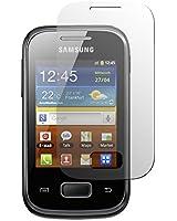 2 x Samsung Galaxy Pocket Pellicola Protettiva chiaro - PhoneNatic Pellicole Protettive