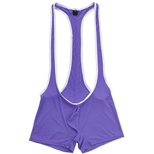 yizyif-m-xl-suave-lucha-suspensorio-camiseta-mono-ropa-interior-para-hombre-purpura-m