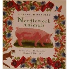 Needlework Animals: With over 25 Original Charted Designs