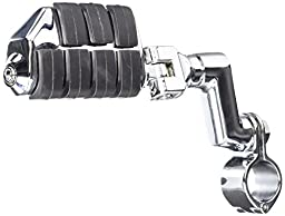 Kuryakyn 7993 ISO Dually Highway Pegs with Offset Mounts and 1-1/4\