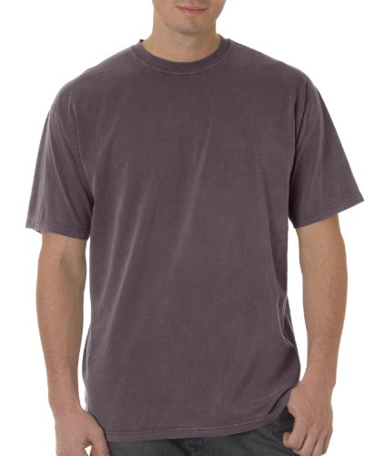 Chouinard 9030 Men's Crew Heavyweight Cotton Tee Shirt M Wine Pgmdye