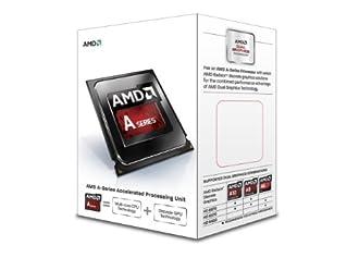 AMD APU A10シリーズ Socket:FM2 Clock:2.5GHz×4 TDP:45W L2:4MB GPU:HD8650D A10-6700T AD670TYHHLBOX