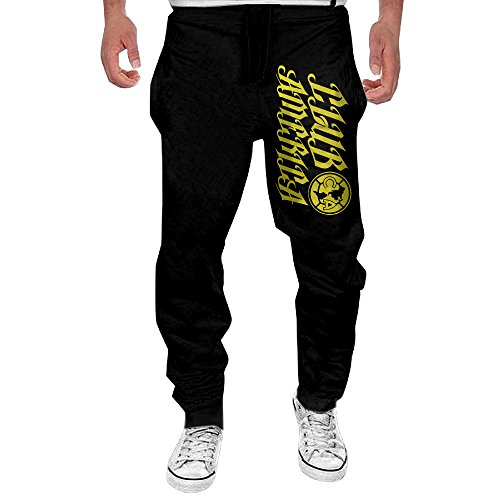 Casual Men Club America Football Club Open-bottom Sweatpants L (Club America Sweats compare prices)