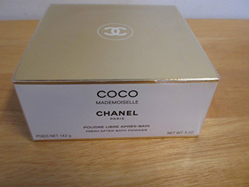 CHANEL discount duty free Chanel Coco Mademoiselle After Bath Powder 5ouce