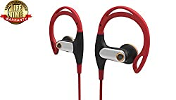 Ranbhi BT09 Wireless Bluetooth Headphones Sports Earbuds Waterproof Headphones Sweatproof Running Gym Stereo Headset Built-in Super HD Mic/APT-X 7-9 hours Music for SIRI iPhone 6/6sPlus, Samsung Galaxy S6/S5, Android & any Bluetooth Enabled Tablets, Computer and Laptop